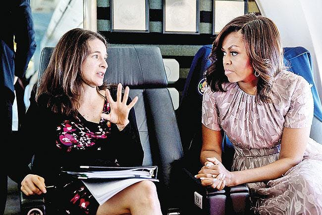 From Being Michelle Obama's Speechwriter to Writing a Book About Judaism