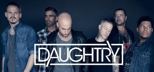 Daughtry - RESCHEDULED DATE (3/20 TICKETS WILL BE HONORED)