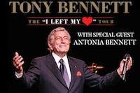 Tony Bennett - RESCHEDULED DATE (4/16 TICKETS HONORED)