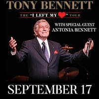 Tony Bennett - RESCHEDULED DATE (4/16 TICKETS HONORED)