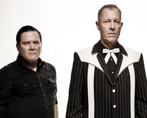 Reverend Horton Heat with Goddamn Gallows