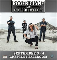 Roger Clyne & The Peacemakers - RESCHEDULED DATE (4/11 TICKETS HONORED)
