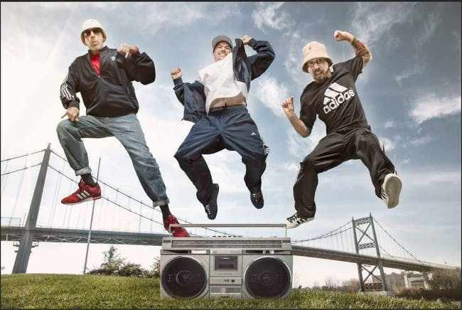 Imposters In Effect - A Tribute to the Beastie Boys