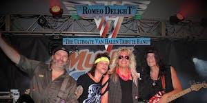 "Romeo Delight ""The Ultimate Van Halen Tribute Band"