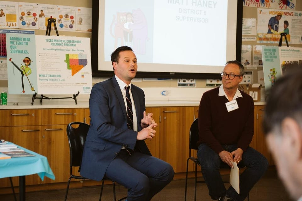 Q&A with District 6 Supervisor Matt Haney