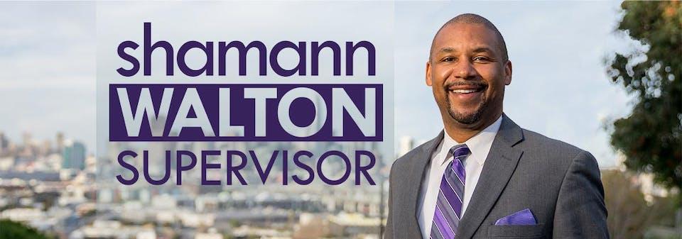 Q&A with District 10 Supervisor Shamann Walton