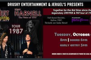 Michael Sweet & Tony Harnell - Tour 1987