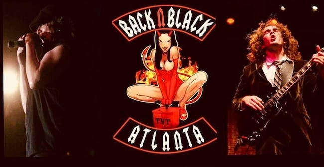 AC/DC Tribute - Back N Black | RESCHEDULED