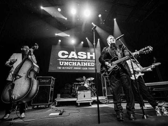 Cash Unchained - Johnny Cash Tribute   RESCHEDULED