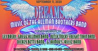 *RESCHEDULED TO 9/11*Dreams:  Music of The Allman Brothers Band