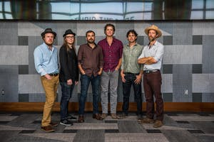 SHOW POSTPONED:  An Evening With Steep Canyon Rangers