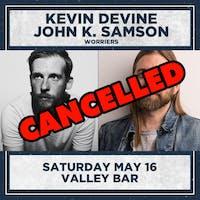 JOHN K. SAMSON / KEVIN DEVINE