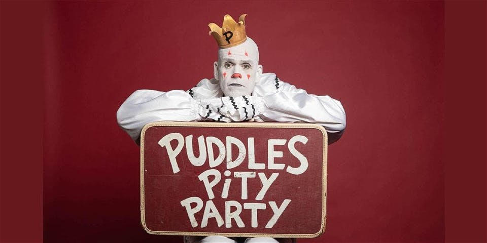 SHOW POSTPONED to 8/27/20: Puddles Pity Party