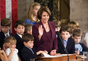 Stories from Growing up in the Pelosi Household with Christine Pelosi