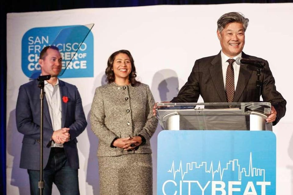 Q&A with SF Chamber of Commerce President Rodney Fong