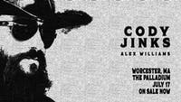 CODY JINKS with special guests