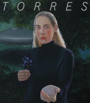 Torres -The  Silver Tongue Tour with  Ariana and the Rose