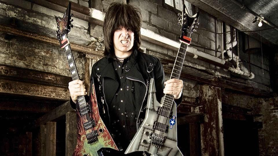 Michael Angelo Batio at The Funhouse