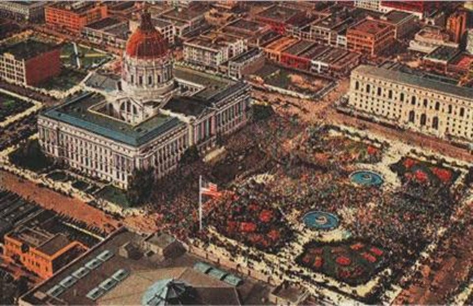 The History of San Francisco's Civic Center w/ James Haas