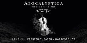 APOCALYPTICA: CELL-0 TOUR