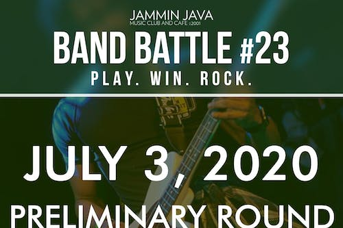 Jammin Java's Mid-Atlantic Band Battle #23 Night 3