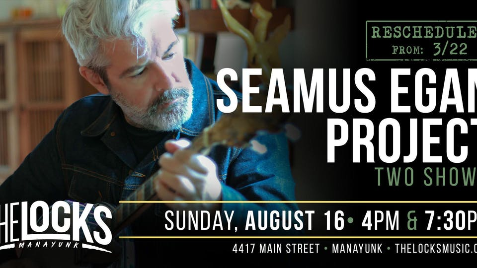 Seamus Egan Project