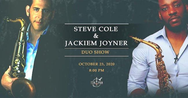 Steve Cole w/ Jackiem Joyner