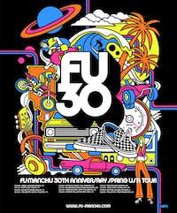 NEW DATE! -  FU MANCHU / Speedealer