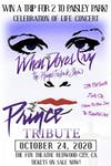 POSTPONED  UNTIL APRIL 17, 2021 - WHEN DOVES CRY - THE PRINCE TRIBUTE SHOW