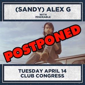 (SANDY) ALEX G