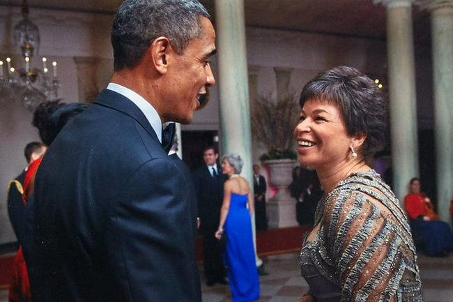 Presidential Leadership During Crisis: A Conversation with Valerie Jarrett