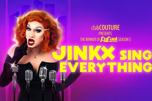 JINKX Sings Everything - NEW DATE
