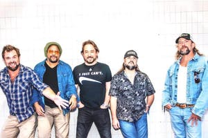 An Evening With: Honey Island Swamp Band