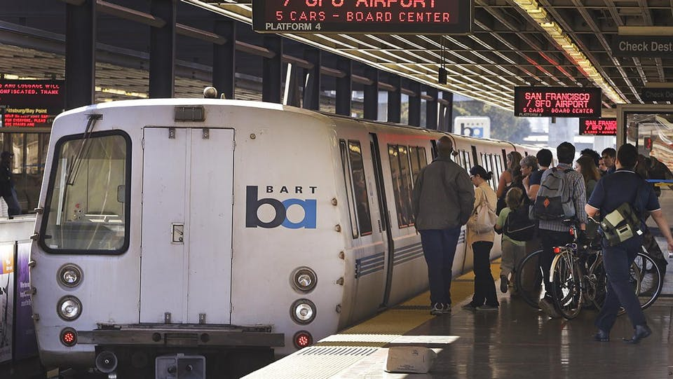 BART During Shelter-in-Place with BART Board of Directors