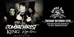 Combichrist w/ King 810, A Killer's Confession, & Heartsick
