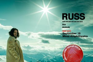 Russ - Shake The Globe Tour