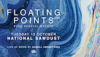 Floating Points Live - New Date