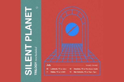 SILENT PLANET   Trilogy 2020