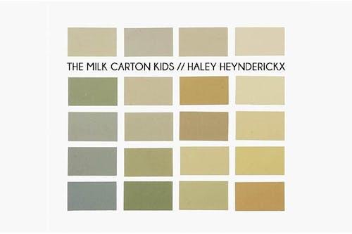 POSTPONED to 9/10/20: Haley Heynderickx and The Milk Carton Kids