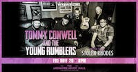 *RESCHEDULED TO 11/20* Tommy Conwell & the Young Rumblers