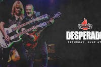 Desperado - Eagles Tribute [Rescheduled Date]
