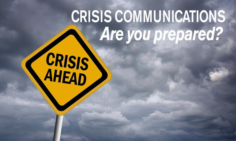 Clear Communications in Time of Crisis for Small Business & Others