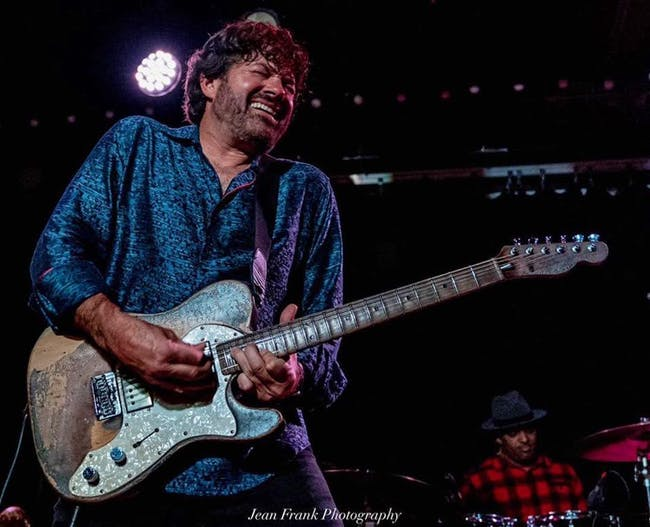 Tab Benoit with Whiskey Bayou
