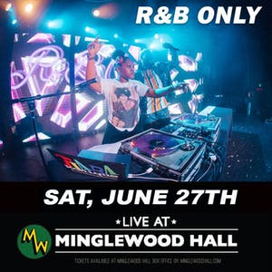 NEW DATE: R&B ONLY (Memphis, TN)