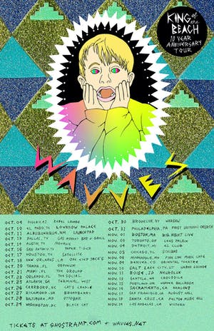 CANCELED: Wavves
