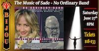 The Music of SADE - No Ordinary Band