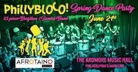 *RESCHEDULED TO 6/21* PhillyBloco (23-Piece Brazilian Samba band)