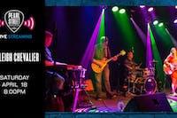 LIVE STREAM -  Ashleigh Chevalier Band