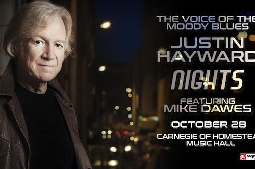 Justin Hayward – Nights