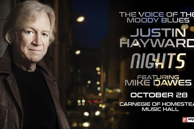 Justin Hayward – Nights